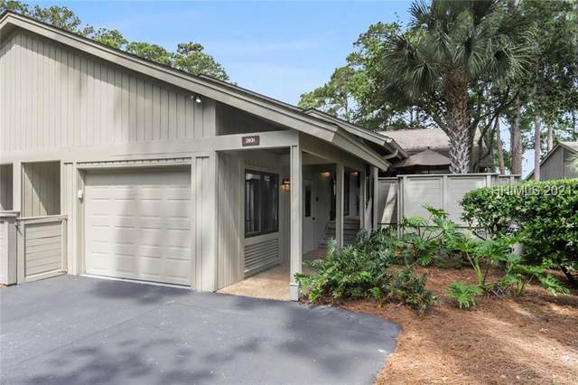 40 Governors Road #2831, Hilton Head Island, SC 29928 (MLS #414732) :: The Alliance Group Realty