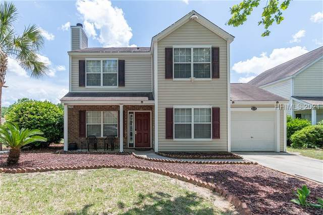 223 Flat Rock Trace, Bluffton, SC 29910 (MLS #414744) :: Collins Group Realty