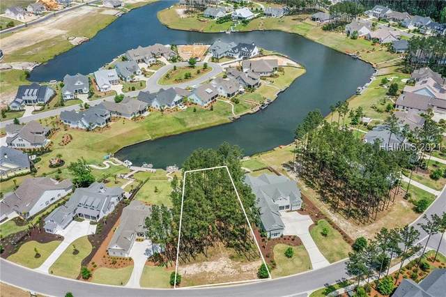 160 Flatwater Drive, Bluffton, SC 29910 (MLS #414751) :: Hilton Head Dot Real Estate