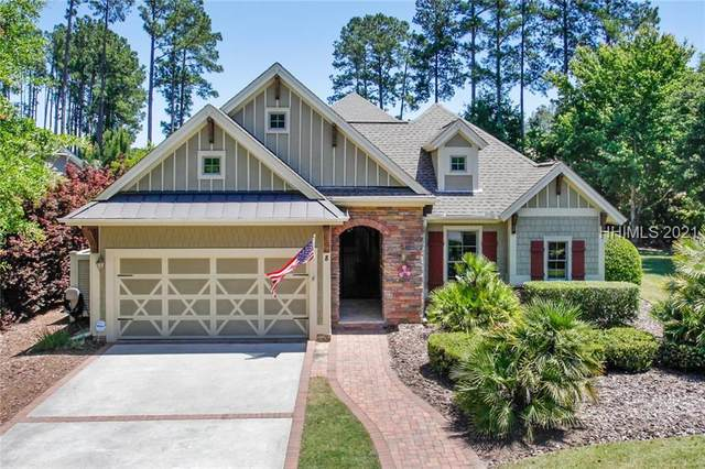 8 Sweet Marsh Court, Bluffton, SC 29910 (MLS #414771) :: Hilton Head Dot Real Estate