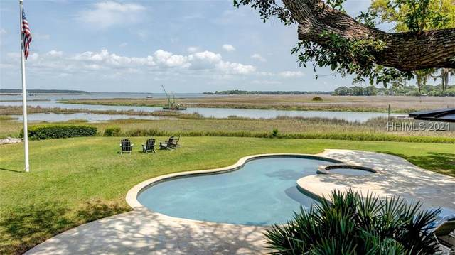 71 N Calibogue Cay Road, Hilton Head Island, SC 29928 (MLS #414788) :: Southern Lifestyle Properties