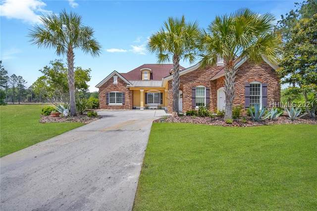 698 Dogwood Lane, Hardeeville, SC 29927 (MLS #414795) :: Hilton Head Dot Real Estate