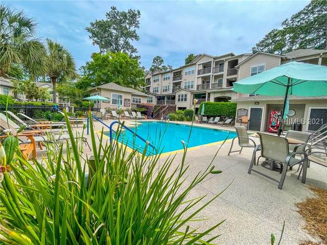 30 Paddle Boat Lane #109, Hilton Head Island, SC 29928 (MLS #414802) :: The Alliance Group Realty