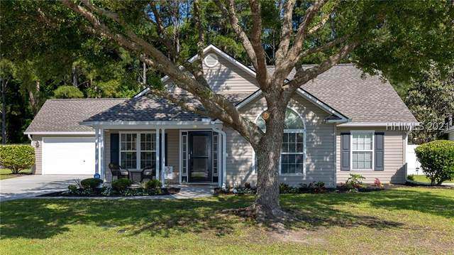 146 Knightsbridge Road, Bluffton, SC 29910 (MLS #414809) :: The Bradford Group