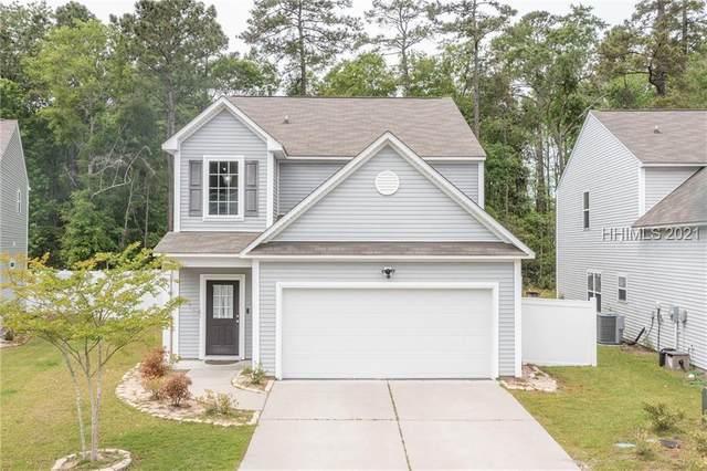 243 Turkey Oak Drive, Bluffton, SC 29910 (MLS #414811) :: Charter One Realty