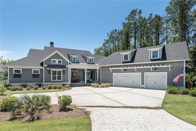 17 Fish Dancer Court, Bluffton, SC 29910 (MLS #414814) :: Collins Group Realty