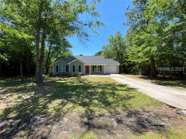15 Fig Drive, Beaufort, SC 29907 (MLS #414848) :: Hilton Head Dot Real Estate
