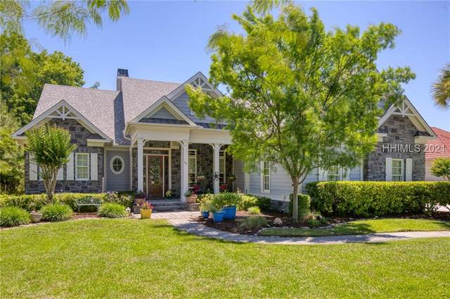 89 Hampton Hall Boulevard, Bluffton, SC 29910 (MLS #414852) :: Hilton Head Dot Real Estate