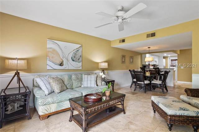32 S Forest Beach Drive #13, Hilton Head Island, SC 29928 (MLS #414867) :: RE/MAX Island Realty