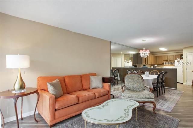 10 Lemoyne Avenue #416, Hilton Head Island, SC 29928 (MLS #414868) :: Hilton Head Dot Real Estate