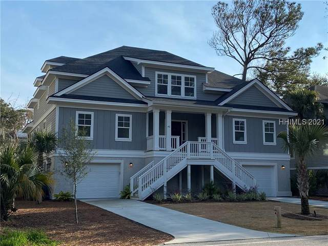 40 N Forest Beach Drive, Hilton Head Island, SC 29928 (MLS #414873) :: Luxe Real Estate Services