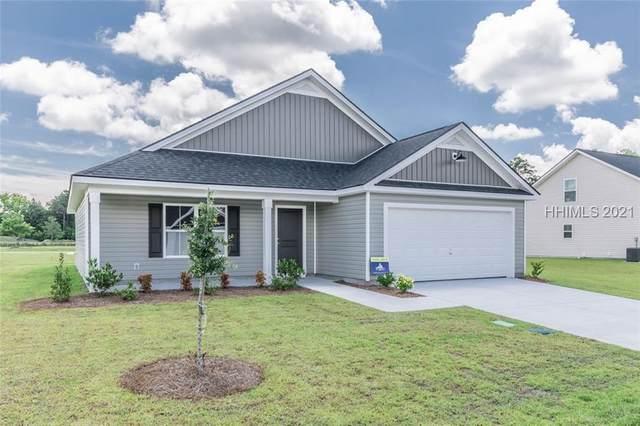 643 Ridgeland Lakes Drive, Ridgeland, SC 29936 (MLS #414887) :: Southern Lifestyle Properties
