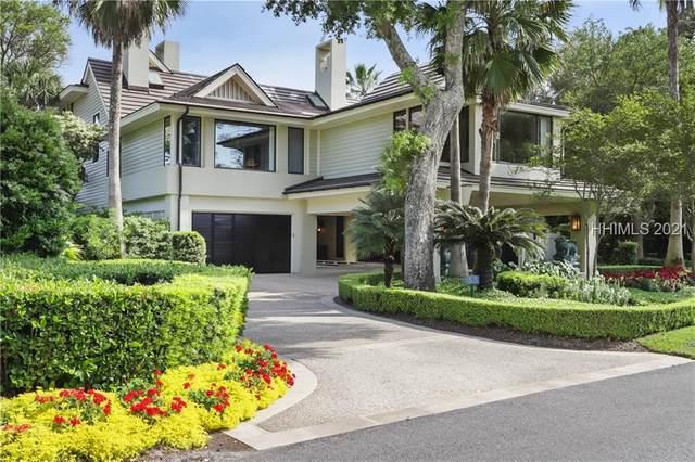 33 S Beach Lagoon Drive, Hilton Head Island, SC 29928 (MLS #414921) :: Luxe Real Estate Services
