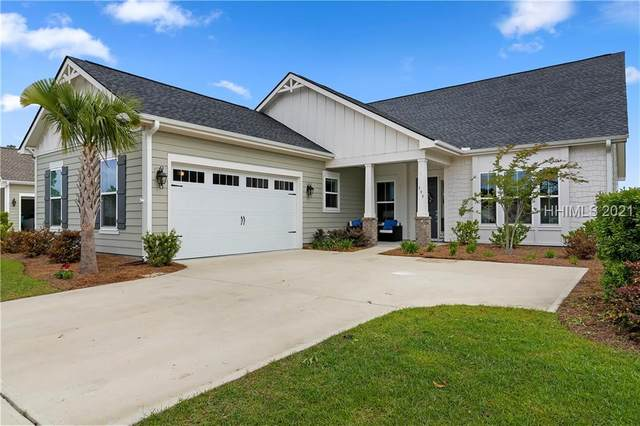 395 Castaway Drive, Bluffton, SC 29910 (MLS #414922) :: The Bradford Group