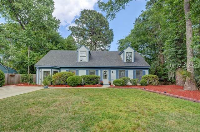 10 Marblehead Road, Hilton Head Island, SC 29926 (MLS #414942) :: Collins Group Realty
