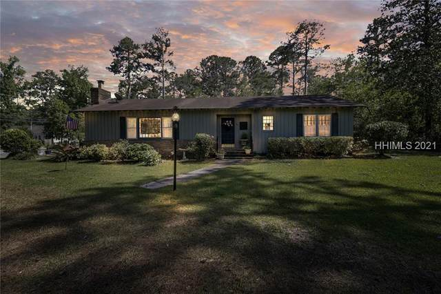 166 Eleanor Ave, Ridgeland, SC 29936 (MLS #414963) :: Hilton Head Dot Real Estate