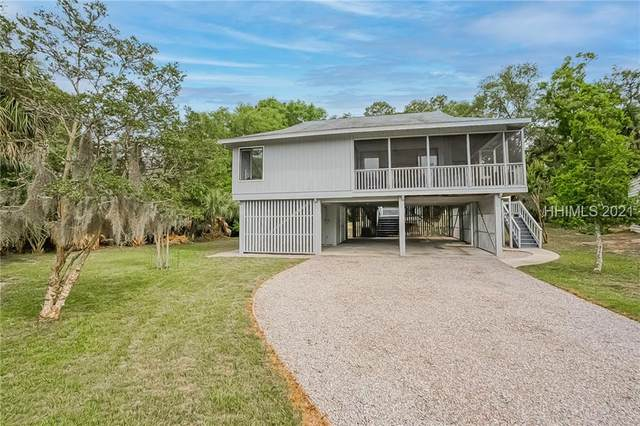 17 Fiddlers Point, Fripp Island, SC 29920 (MLS #414977) :: The Alliance Group Realty