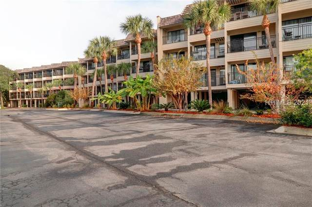 23 S Forest Beach #176, Hilton Head Island, SC 29928 (MLS #414982) :: Collins Group Realty