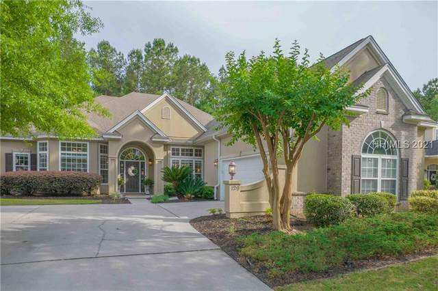 129 Spring Meadow Drive, Bluffton, SC 29910 (MLS #414990) :: The Bradford Group