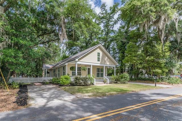 61 Perry Street, Ridgeland, SC 29936 (MLS #414995) :: Hilton Head Dot Real Estate