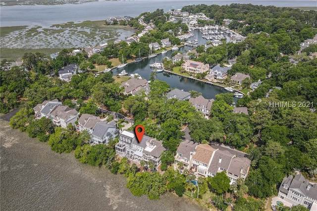 47 Harbour Passage E, Hilton Head Island, SC 29926 (MLS #414996) :: The Alliance Group Realty