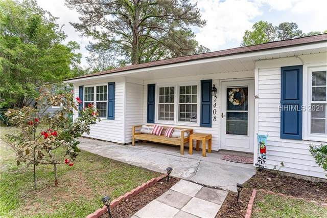 2408 Langhorne Drive, Beaufort, SC 29902 (MLS #415002) :: Luxe Real Estate Services