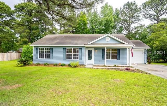 6 Wegeon Lane, Beaufort, SC 29906 (MLS #415019) :: Hilton Head Dot Real Estate