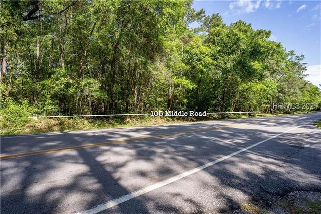 105 Middle Road, Beaufort, SC 29907 (MLS #415025) :: The Bradford Group