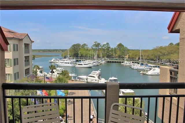 9 Harbourside Lane 7334A, Hilton Head Island, SC 29928 (MLS #415046) :: RE/MAX Island Realty