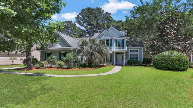 9 Oak Hill Lane, Bluffton, SC 29910 (MLS #415101) :: The Bradford Group