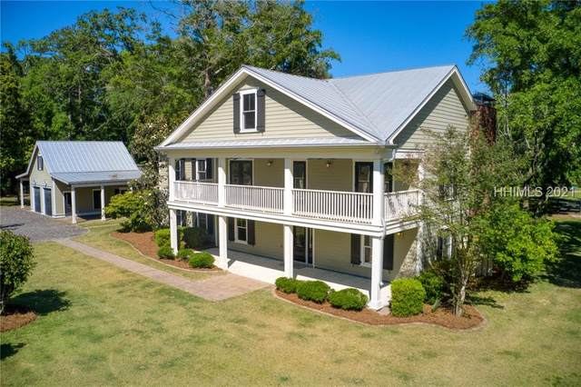 20 Ole Bent Oak Road, Bluffton, SC 29909 (MLS #415106) :: The Bradford Group