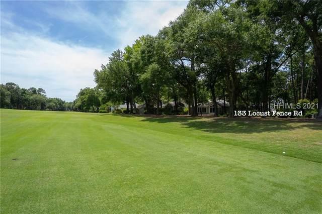 133 Locust Fence Road, Saint Helena Island, SC 29920 (MLS #415112) :: Colleen Sullivan Real Estate Group