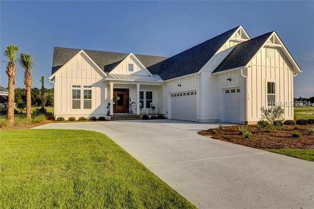 364 Flatwater Drive, Bluffton, SC 29910 (MLS #415119) :: Coastal Realty Group