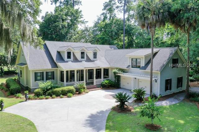 56 Spring Island Drive, Okatie, SC 29909 (MLS #415149) :: The Alliance Group Realty