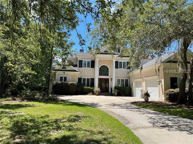 3 Club Manor, Hilton Head Island, SC 29926 (MLS #415193) :: The Etheridge Group
