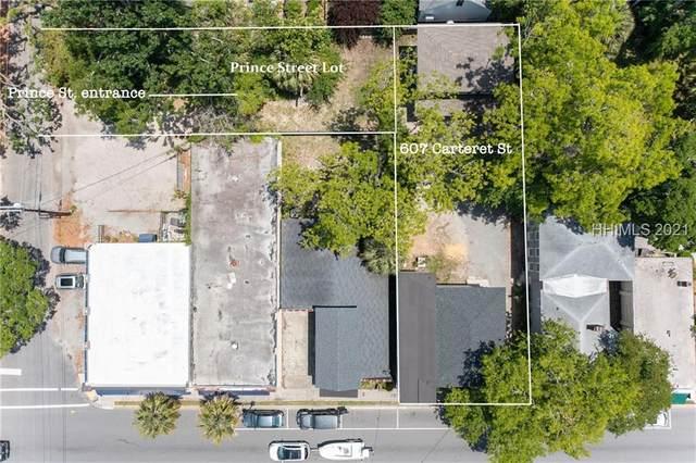 0 Carteret Street, Beaufort, SC 29902 (MLS #415204) :: The Sheri Nixon Team