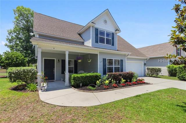 12 Grovewood Dr, Bluffton, SC 29910 (MLS #415226) :: RE/MAX Island Realty