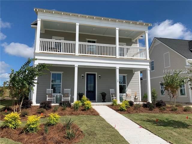 425 Flatwater Drive, Bluffton, SC 29910 (MLS #415252) :: RE/MAX Island Realty