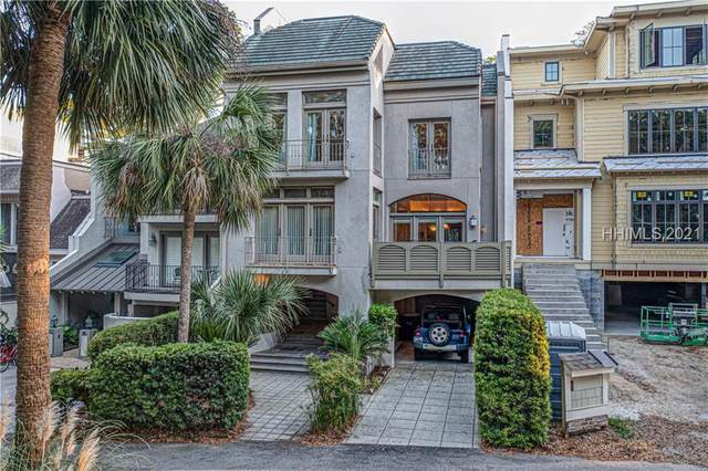 14 Spinnaker Court, Hilton Head Island, SC 29928 (MLS #415264) :: Collins Group Realty
