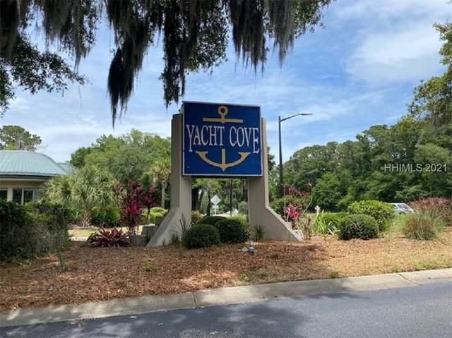 50 Yacht Cove Drive #325, Hilton Head Island, SC 29928 (MLS #415303) :: The Alliance Group Realty