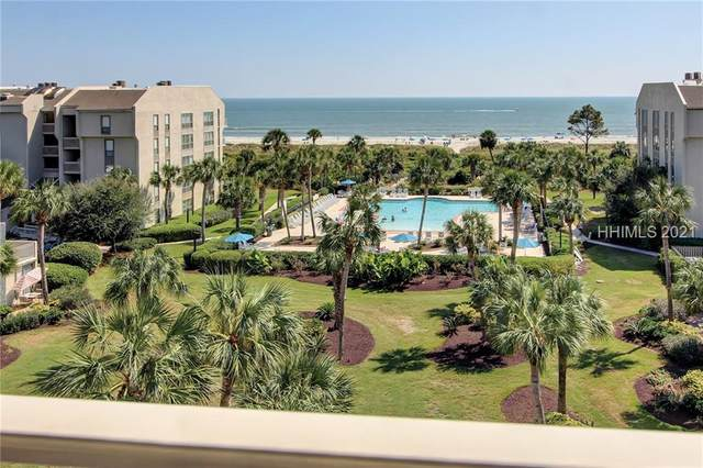21 S Forest Beach Drive #536, Hilton Head Island, SC 29928 (MLS #415308) :: Luxe Real Estate Services