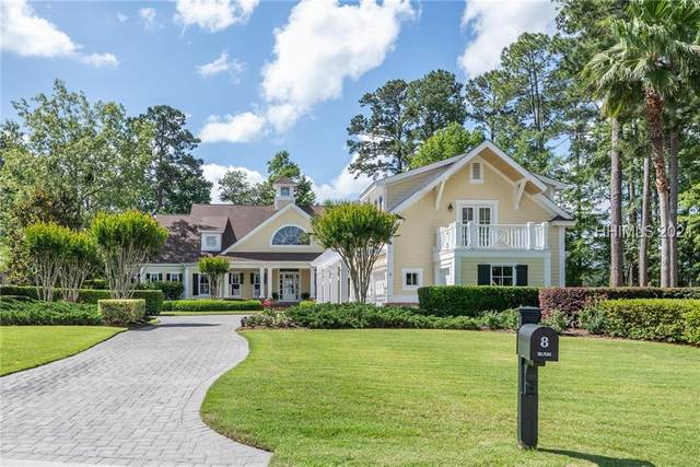 8 Rice Hope Court, Bluffton, SC 29909 (MLS #415310) :: The Alliance Group Realty