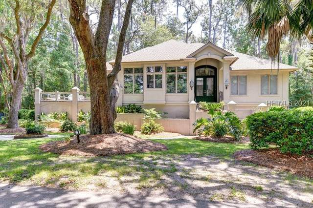 40 Governors Lane, Hilton Head Island, SC 29928 (MLS #415315) :: Collins Group Realty