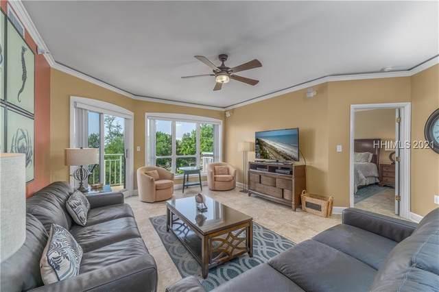 63 Ocean Lane #2513, Hilton Head Island, SC 29928 (MLS #415393) :: RE/MAX Island Realty