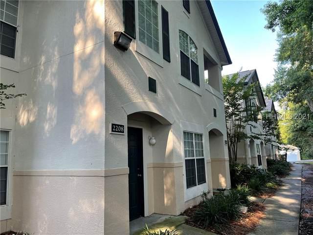 897 Fording Island Road #2208, Bluffton, SC 29910 (MLS #415411) :: Hilton Head Real Estate Partners