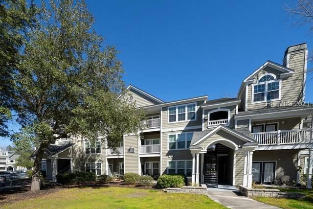 100 Kensington Boulevard #201, Bluffton, SC 29910 (MLS #415425) :: The Etheridge Group