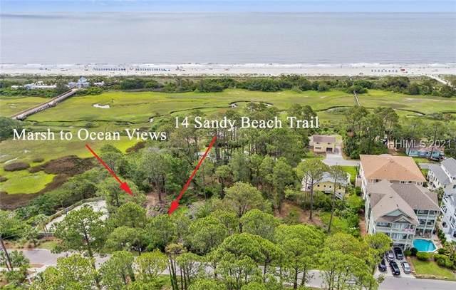 14 Sandy Beach Trail, Hilton Head Island, SC 29928 (MLS #415430) :: Hilton Head Real Estate Partners
