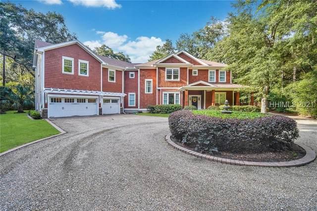 51 Cedar Lake Lane, Bluffton, SC 29910 (MLS #415441) :: Southern Lifestyle Properties