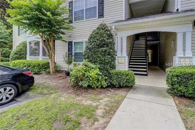 50 Pebble Beach Cove C112, Bluffton, SC 29910 (MLS #415473) :: Hilton Head Real Estate Partners