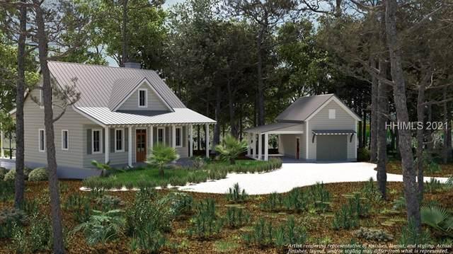 28 Walker House Drive, Okatie, SC 29909 (MLS #415478) :: Southern Lifestyle Properties